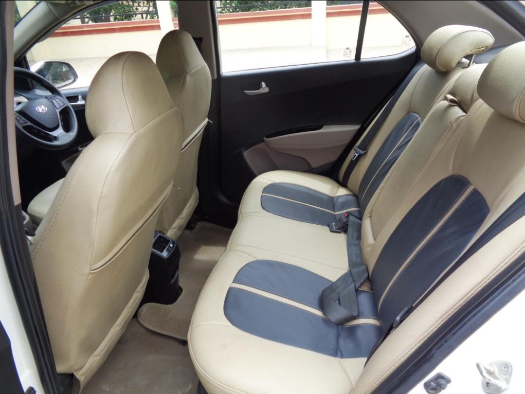 Hyundai Xcent S At 1 2 Opt Mahindra First Choice