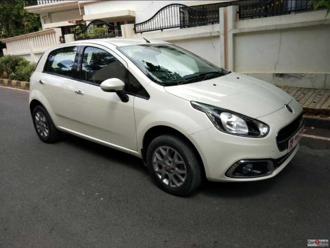 2015 Used FIAT PUNTO EVO EMOTION MULTIJET 1.3