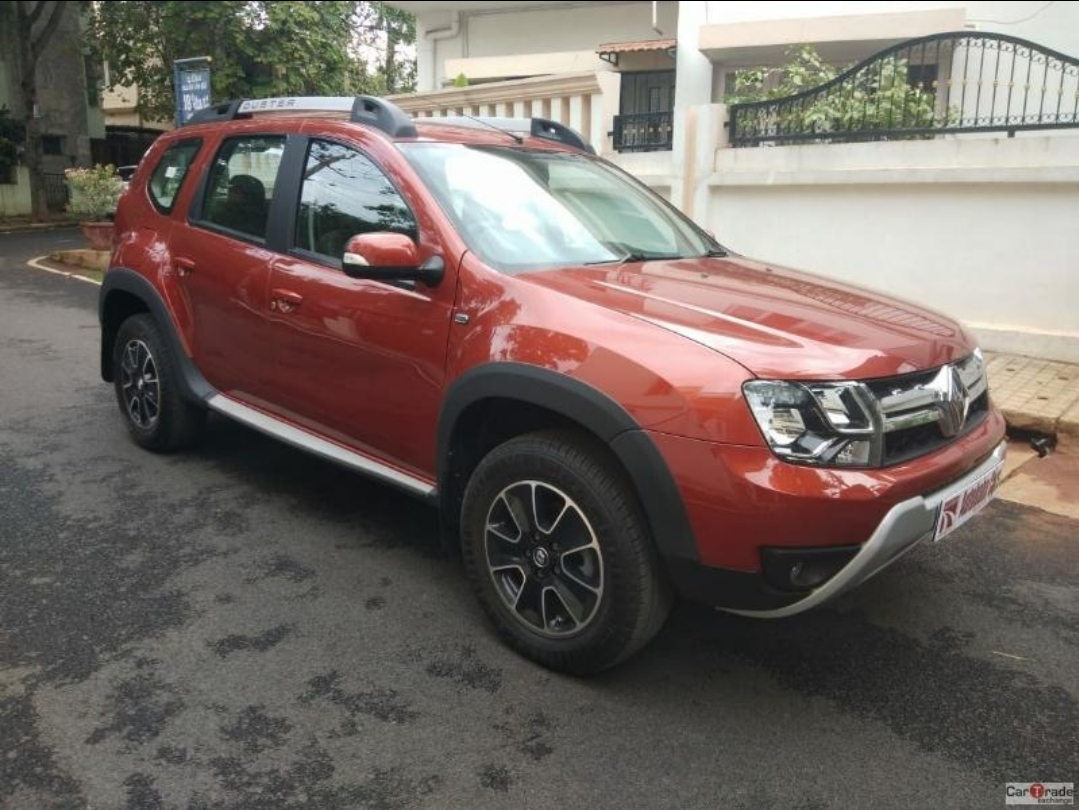 2017 Used RENAULT DUSTER 110 PS RXL