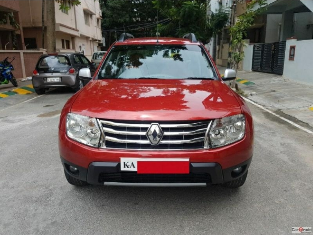 2015 Used RENAULT DUSTER 110 PS RXL