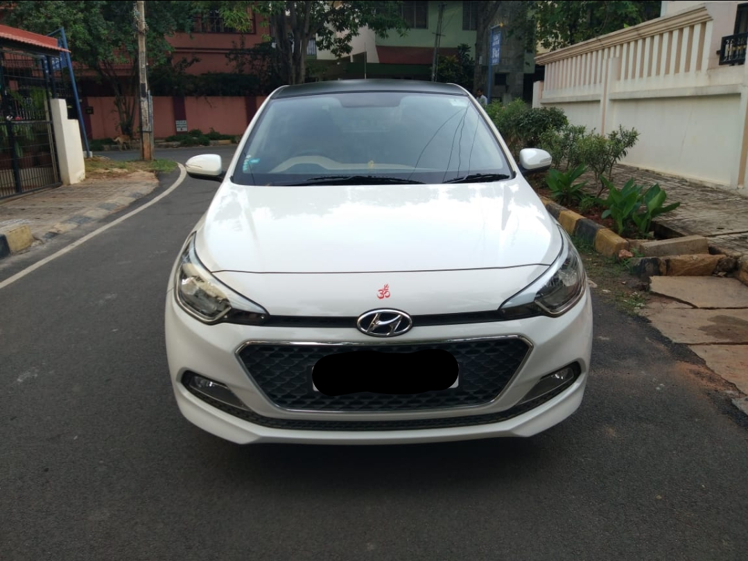 2017 Used Hyundai Elite I20 SPORTZ 1.2 OPT