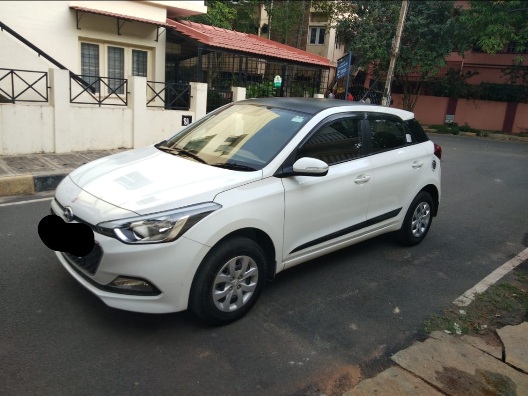 2017 Used HYUNDAI ELITE I20 SPORTZ 1.2 OPT