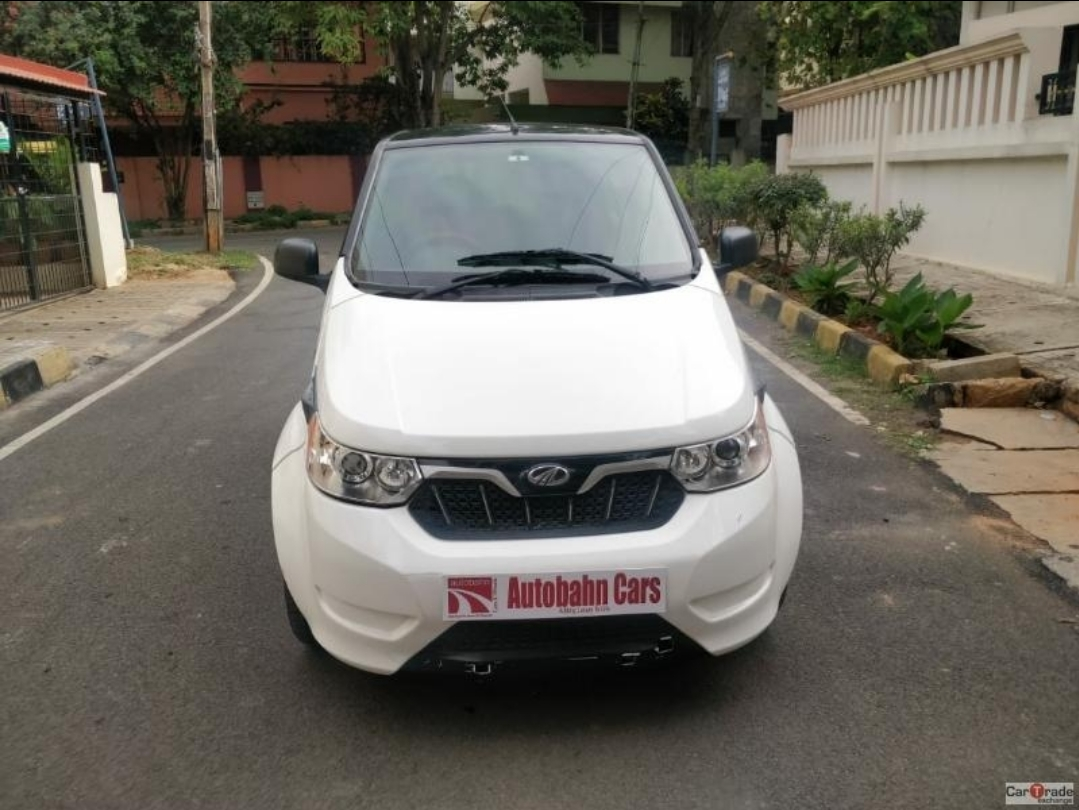 2017 Used MAHINDRA E2O PLUS P4