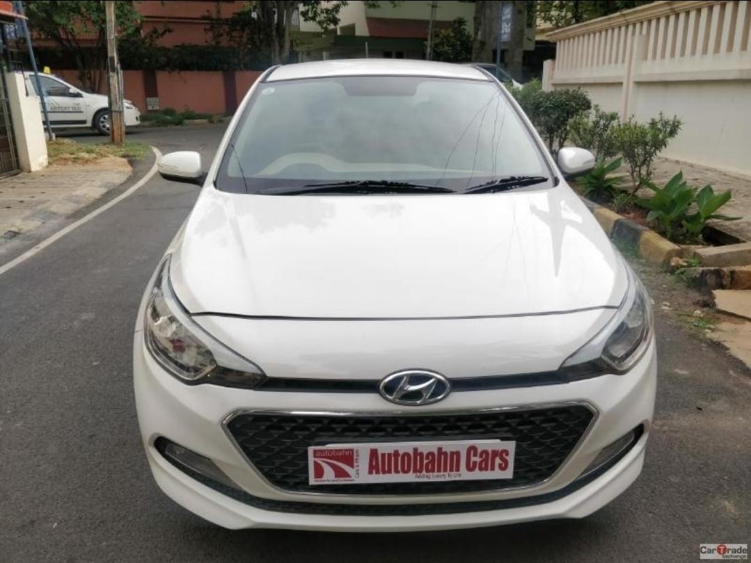 2015 Used Hyundai Elite I20 ASTA 1.4 CRDI O