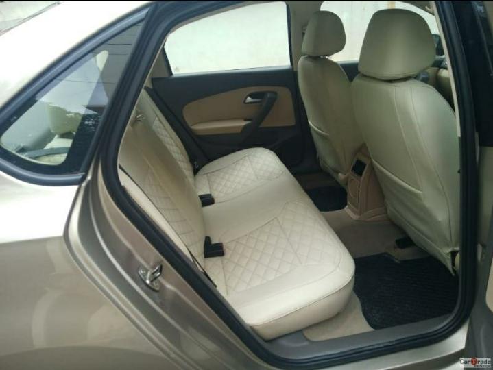 2016 Used Volkswagen Vento HIGHLINE PETROL AT
