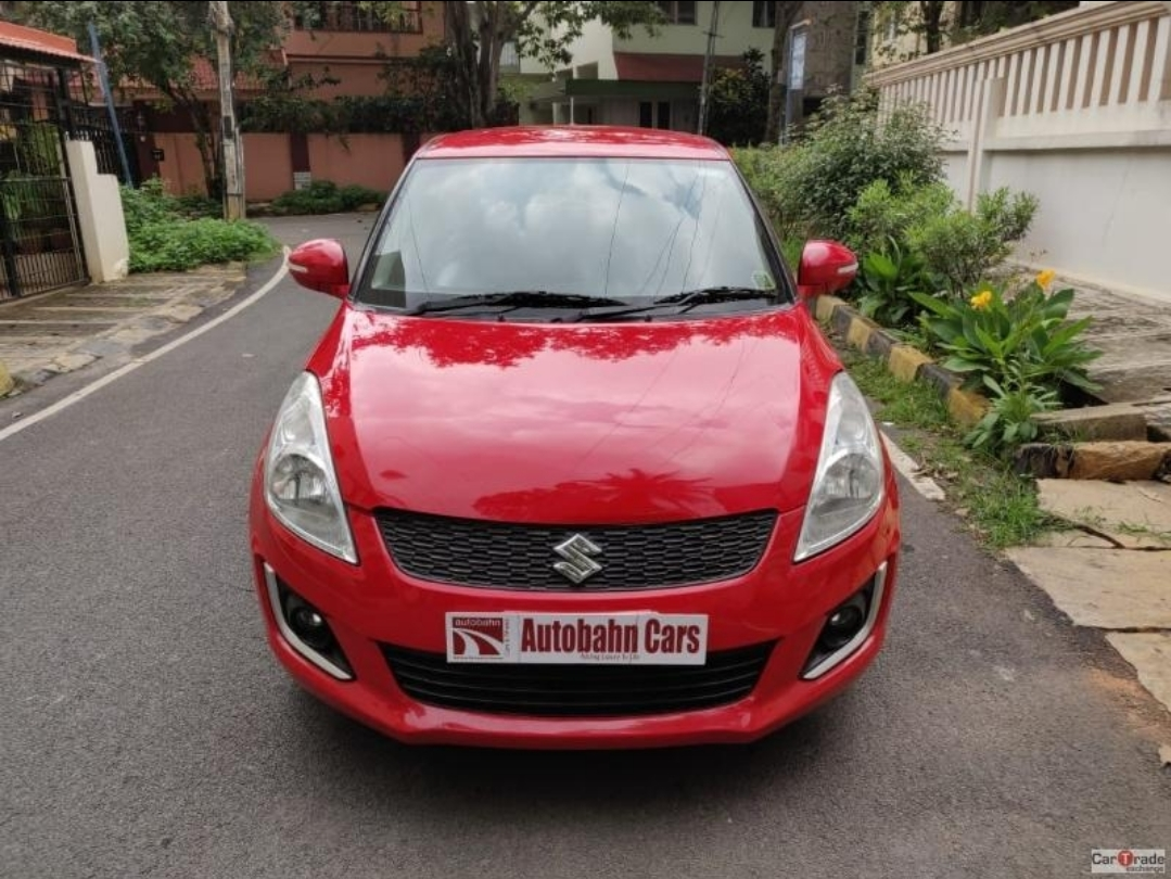 2017 Used MARUTI SUZUKI SWIFT VDI ABS
