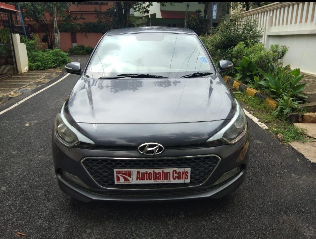 2014 Used Hyundai Elite I20 SPORTZ 1.4