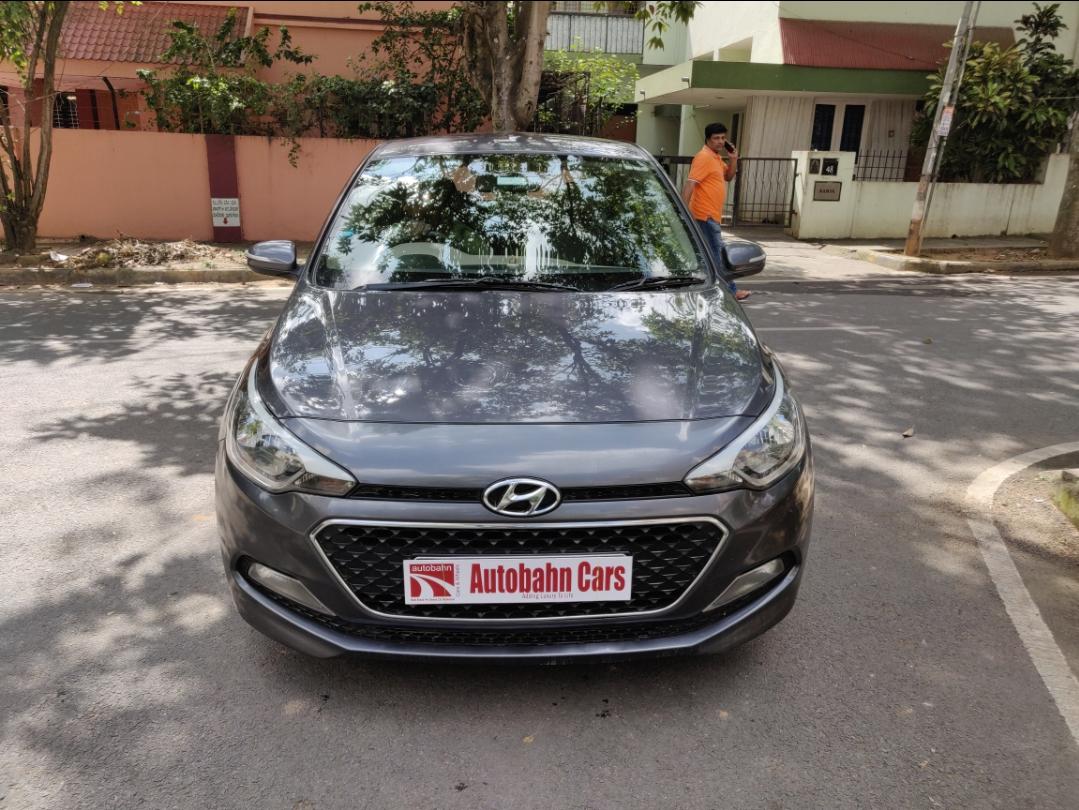 2015 Used Hyundai Elite I20 SPORTZ 1.2