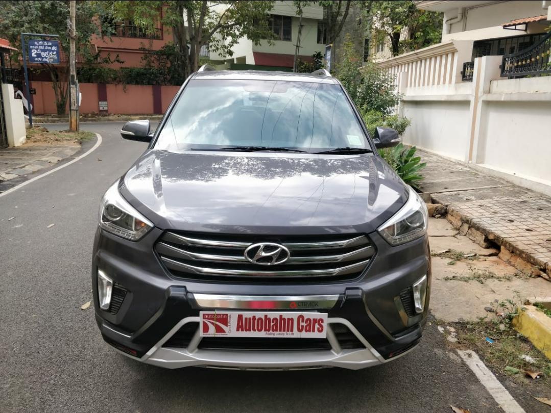 2016 Used Hyundai Creta 1.6 SX PLUS AT PETROL
