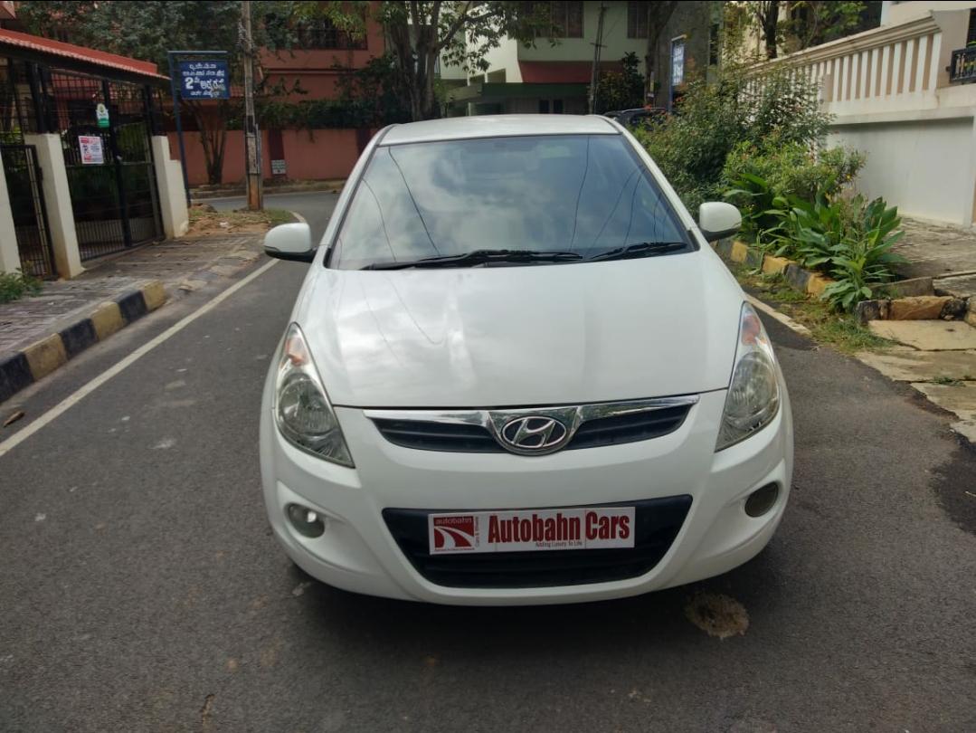 2011 Used Hyundai I20 ASTA 1.2