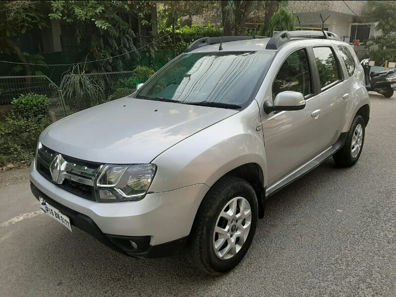 2017 Used RENAULT DUSTER RXL