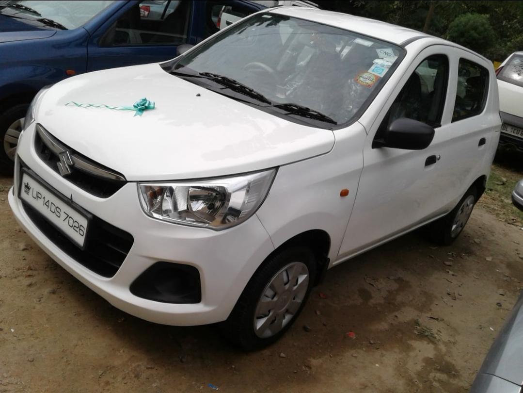 2018 Used Maruti Suzuki Alto K10 VXI