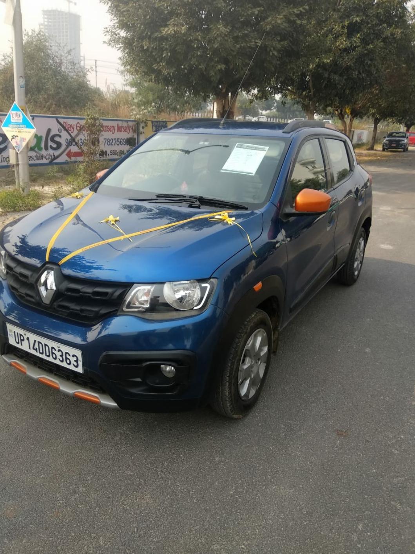 2017 Used Renault Kwid 1.0 RXL AMT