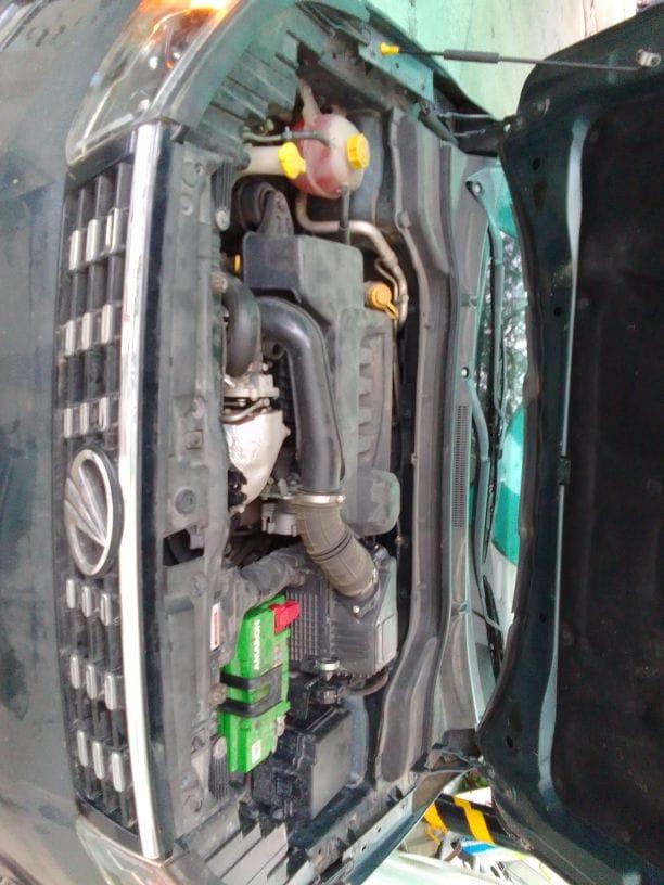2019 Used MAHINDRA XUV300 W8 OPTIONAL DIESEL