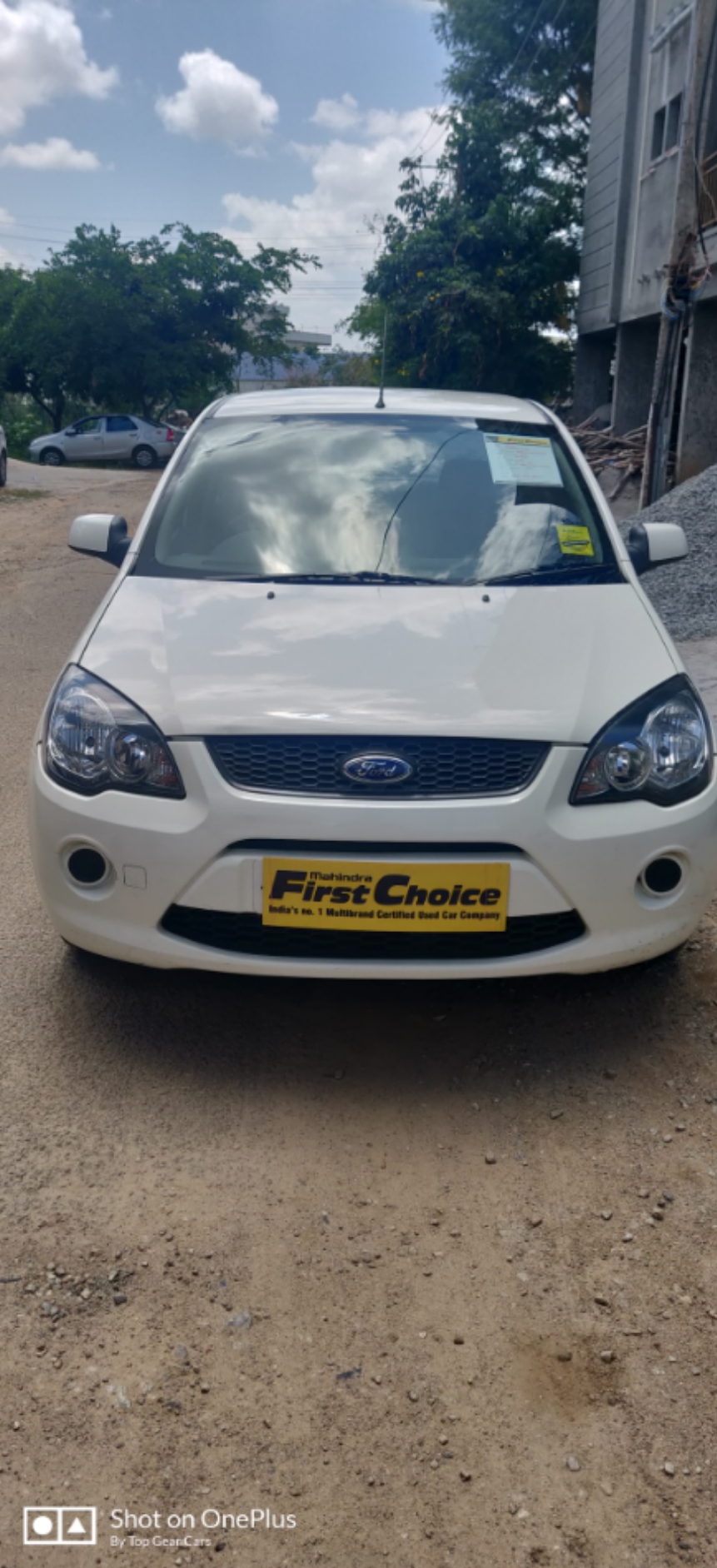 2011 Used FORD FIESTA EXI 1.6