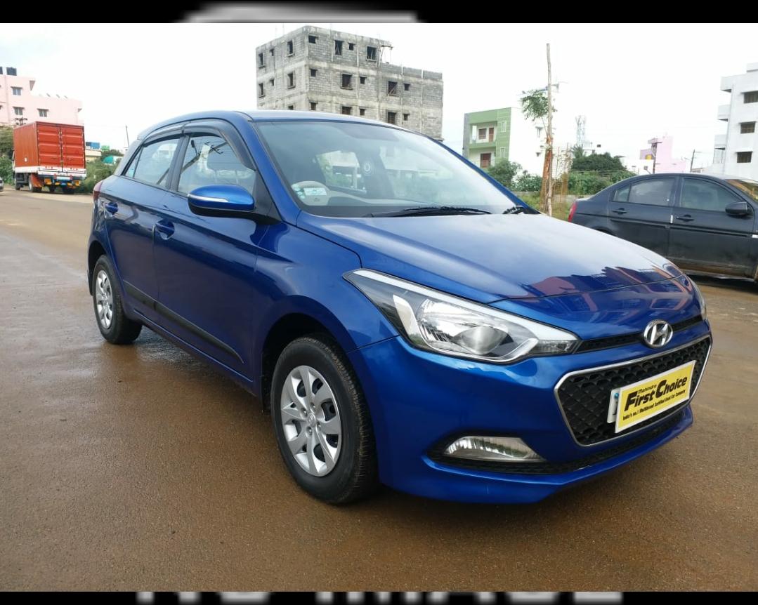 Hyundai Elite I20 Sportz 1 4 - Mahindra First Choice