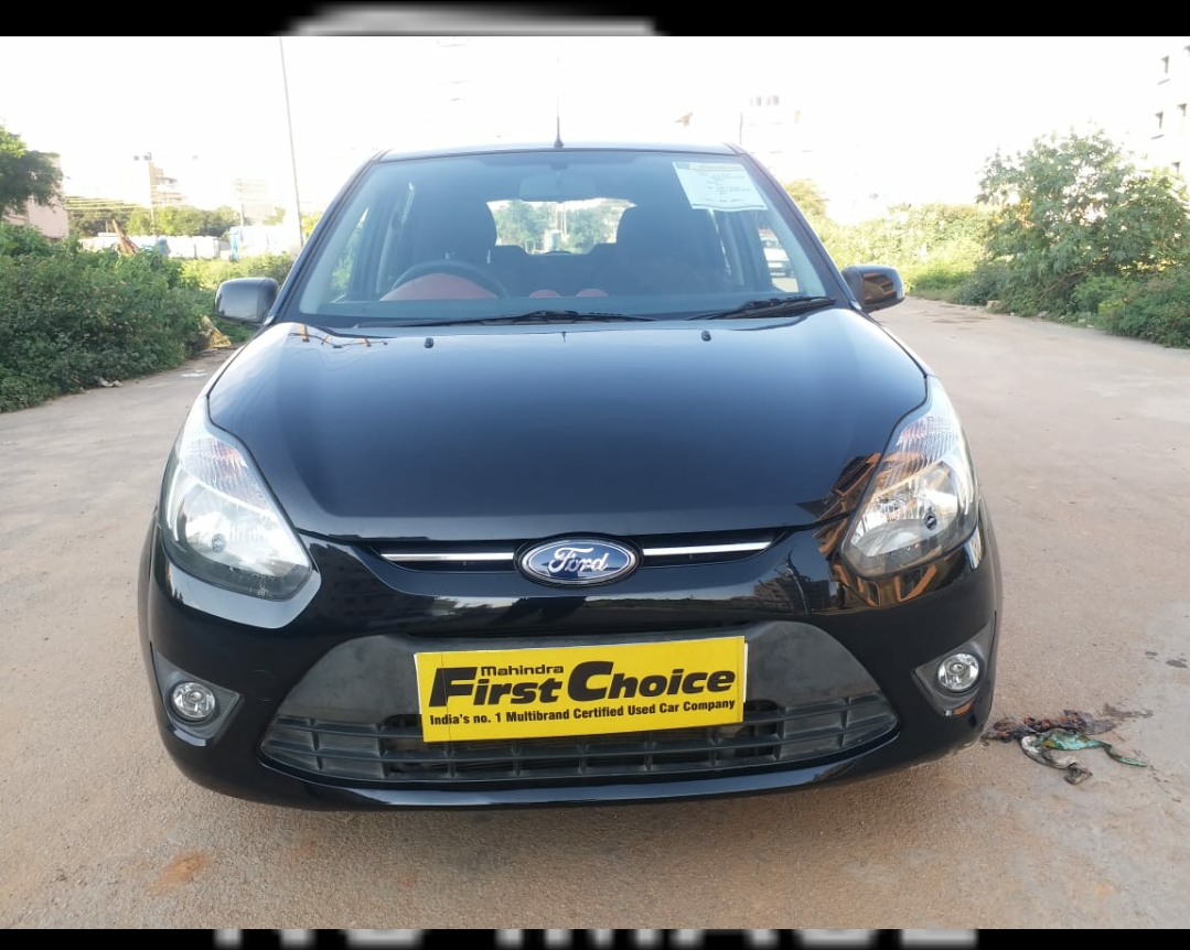 2010 Used FORD FIGO ZXI DURATEC 1.2