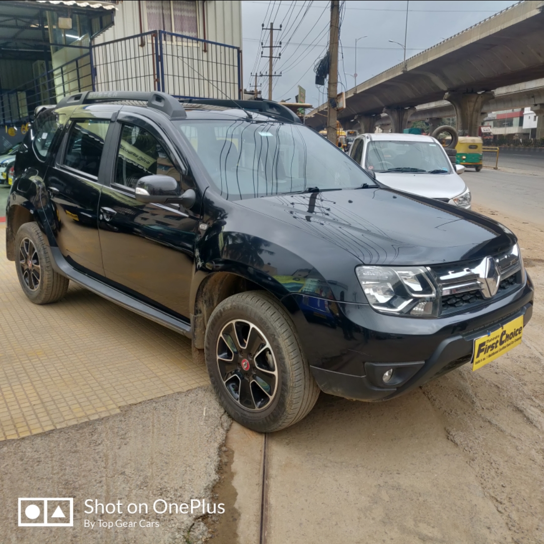 2016 Used RENAULT DUSTER 85 PS RXS 4X2 MT