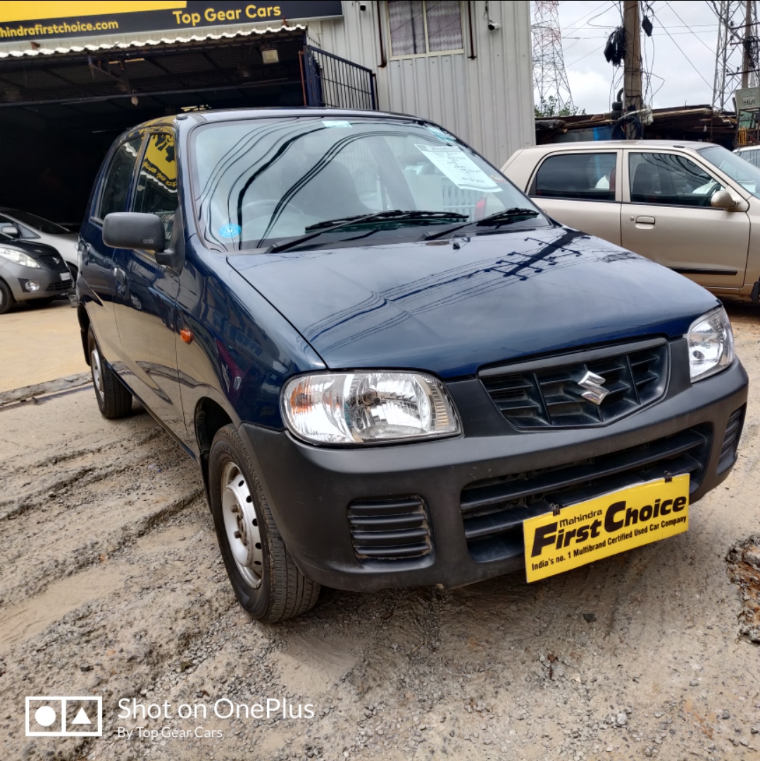 2010 Used Maruti Suzuki Alto LX BS IV