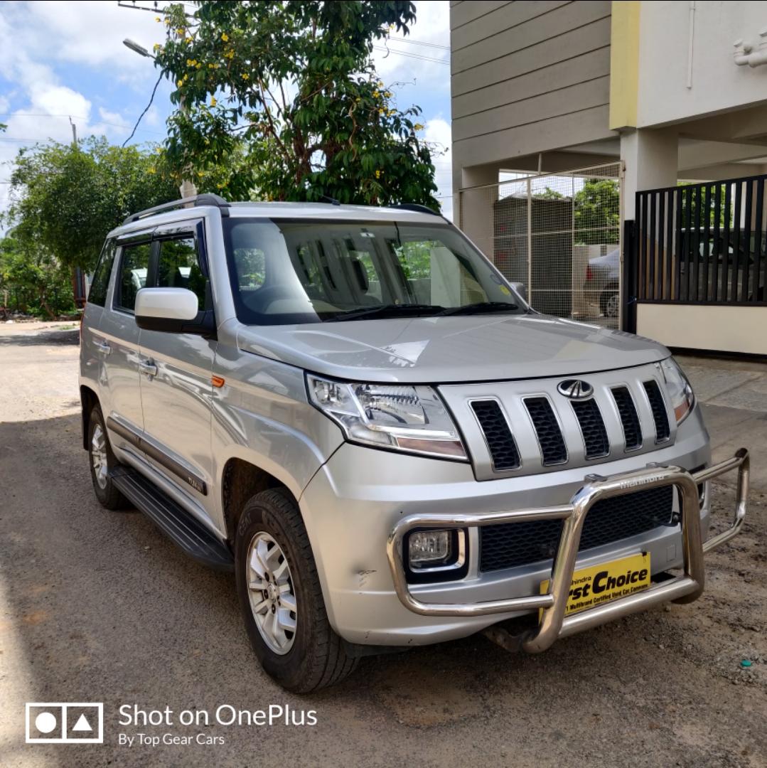 2017 Used Mahindra Tuv 300 T8