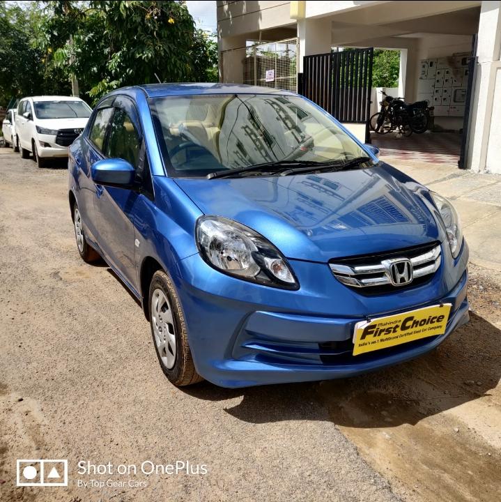 2014 Used Honda Amaze 1.5 SMT I DTEC