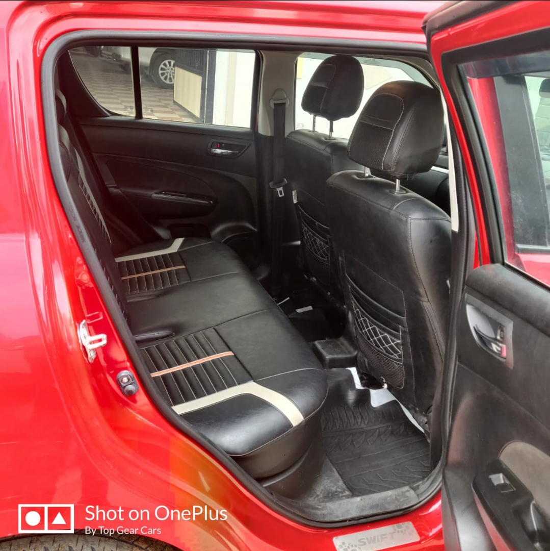 2016 Used Maruti Suzuki Swift VXI