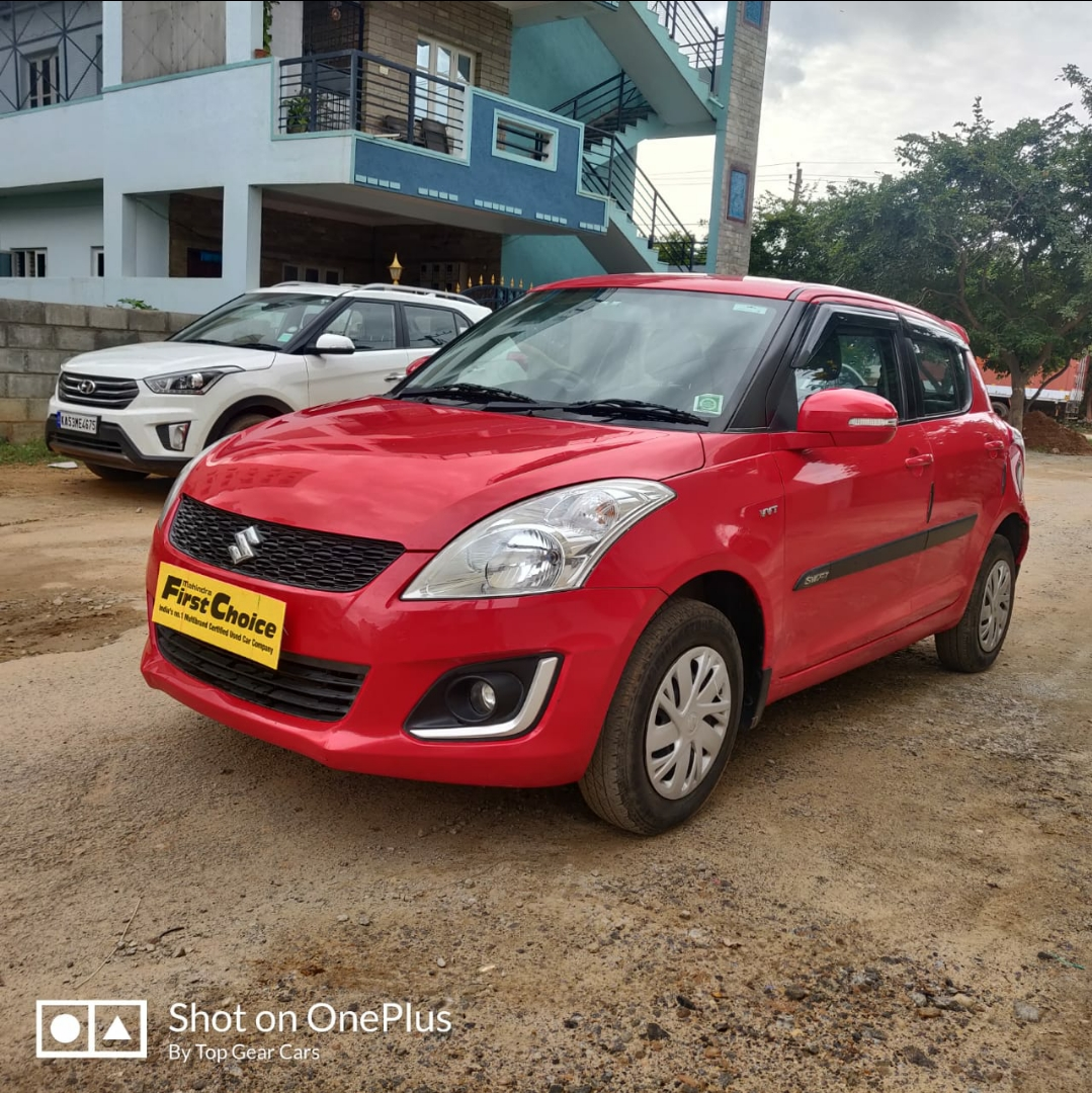 2016 Used Maruti Suzuki Swift VXI
