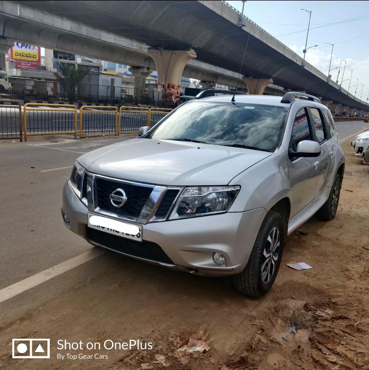 2017 Used Nissan Terrano XL D PLUS