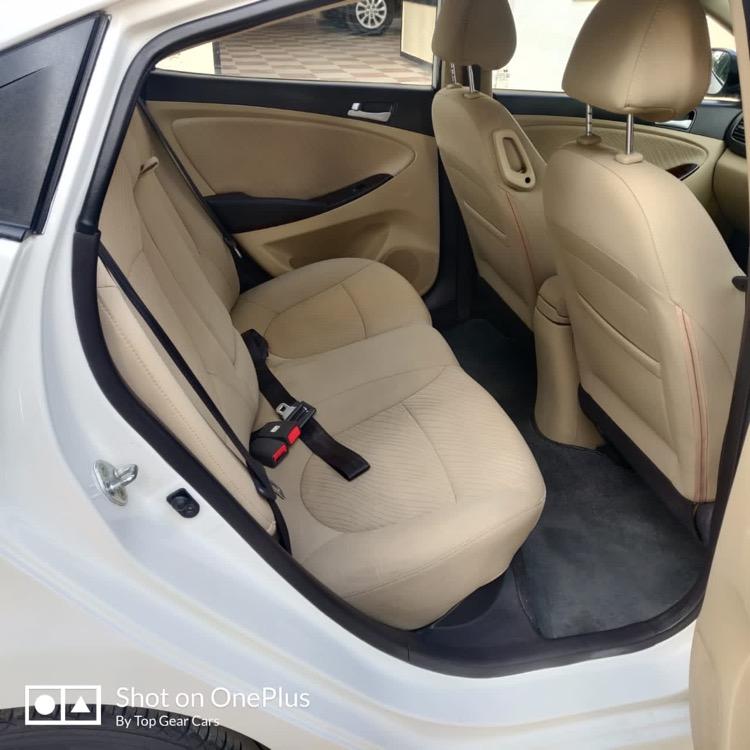 2015 Used Hyundai Verna FLUIDIC 1.6 CRDI