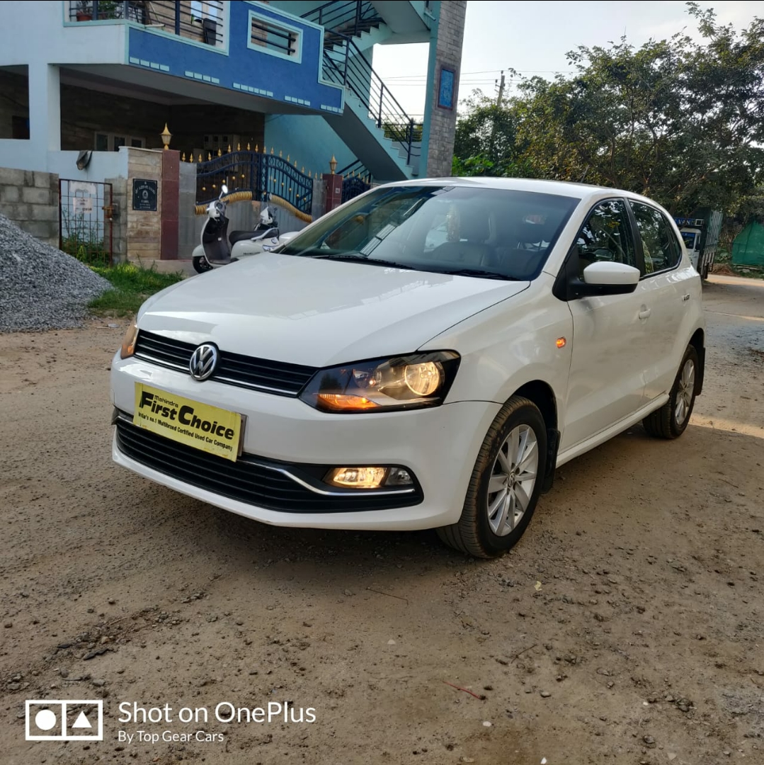 2015 Used Volkswagen Polo 1.5 TDI HIGH LINE