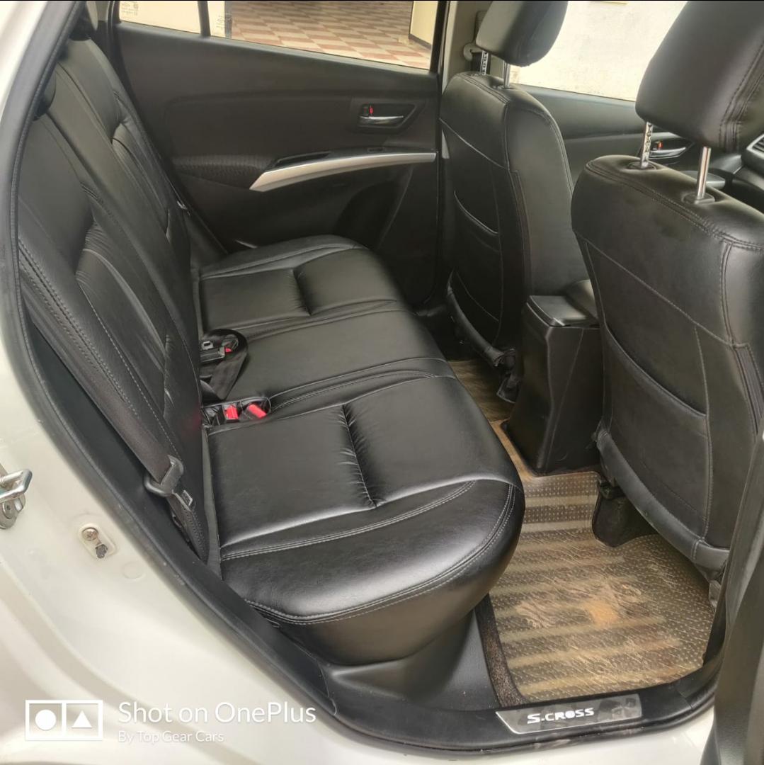 2016 Used Maruti Suzuki S Cross 1.3 DELTA