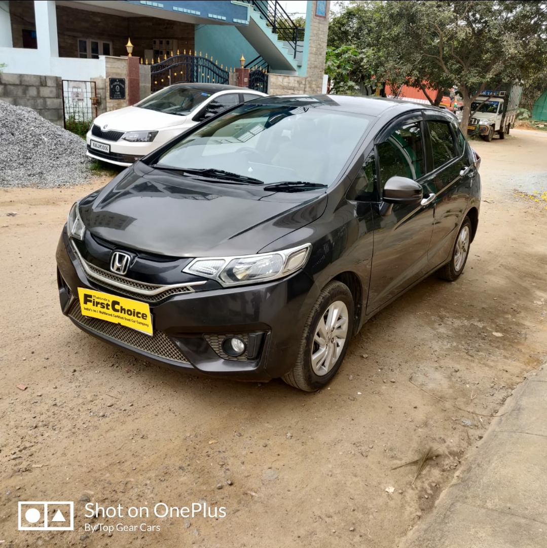 2015 Used HONDA JAZZ 1.5 V I DTEC