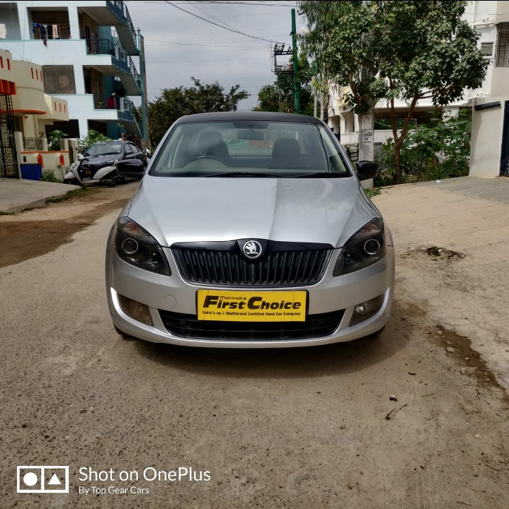 2015 Used SKODA RAPID 1.5 ELEGANCE PLUS BLACK PACKAGE