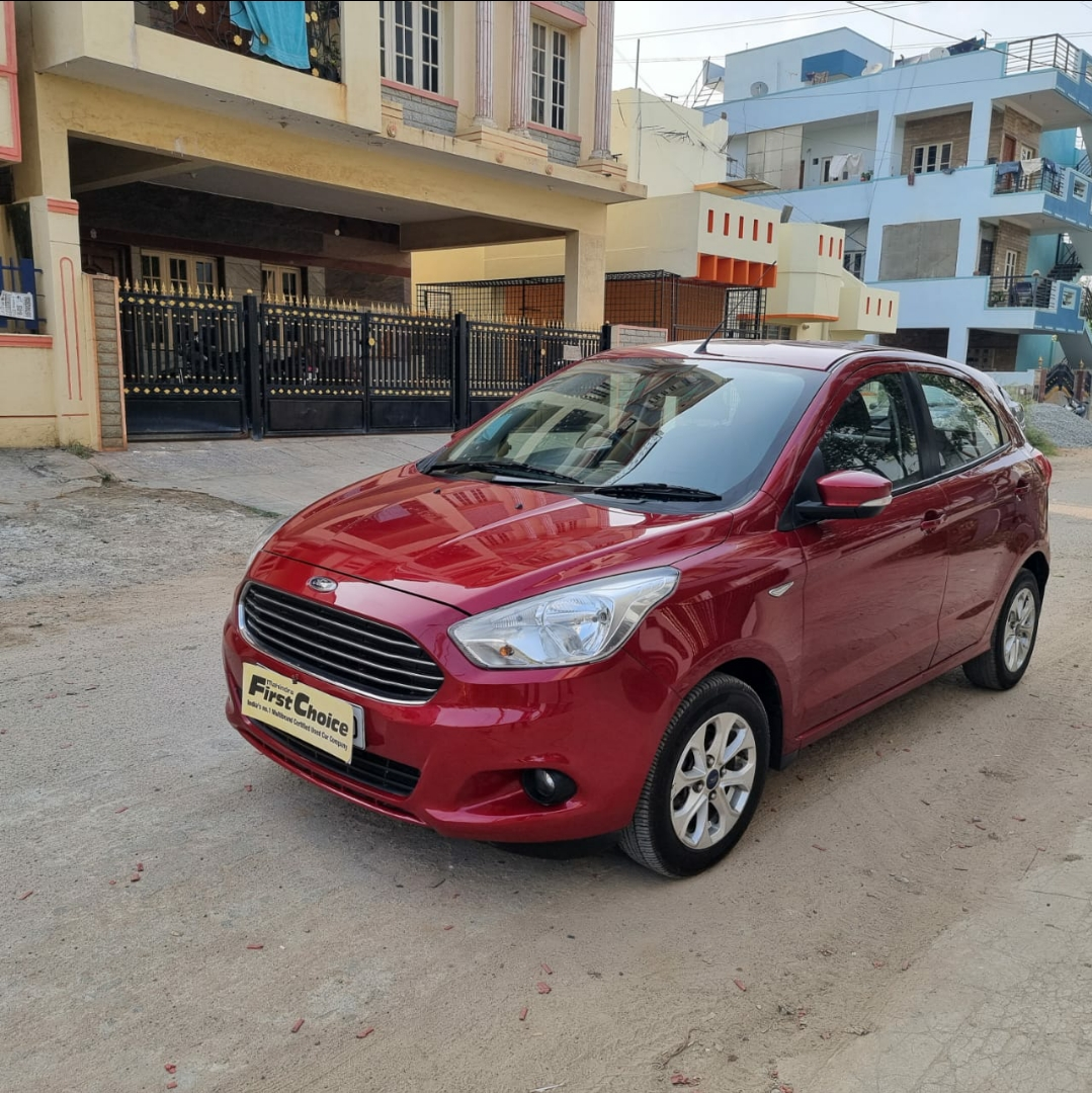 2016 Used FORD FIGO TITANIUM 1.2