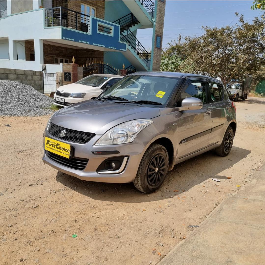 2016 Used Maruti Suzuki Swift VDI BS IV