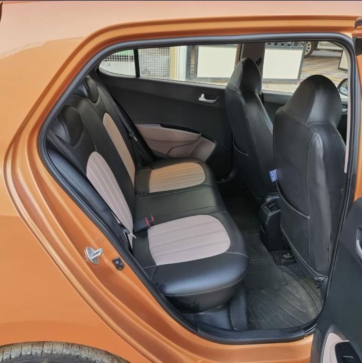 2017 Used Hyundai Grand I10 SPORTZ 1.2 KAPPA VTVT