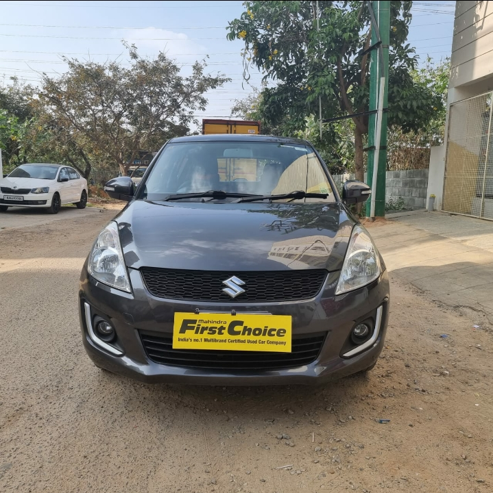 2016 Used Maruti Suzuki Swift VXI 1.2 BS IV