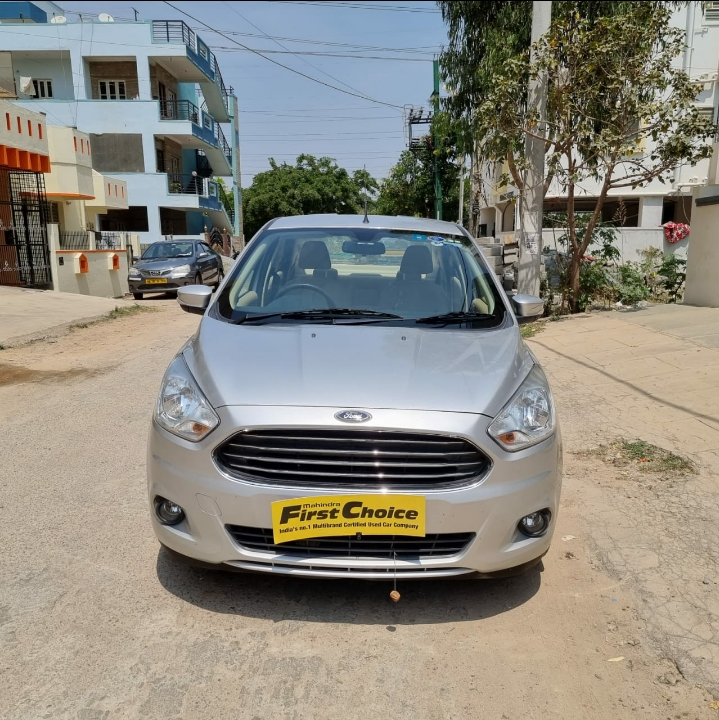 2016 Used Ford Figo Aspire TITANIUM 1.2