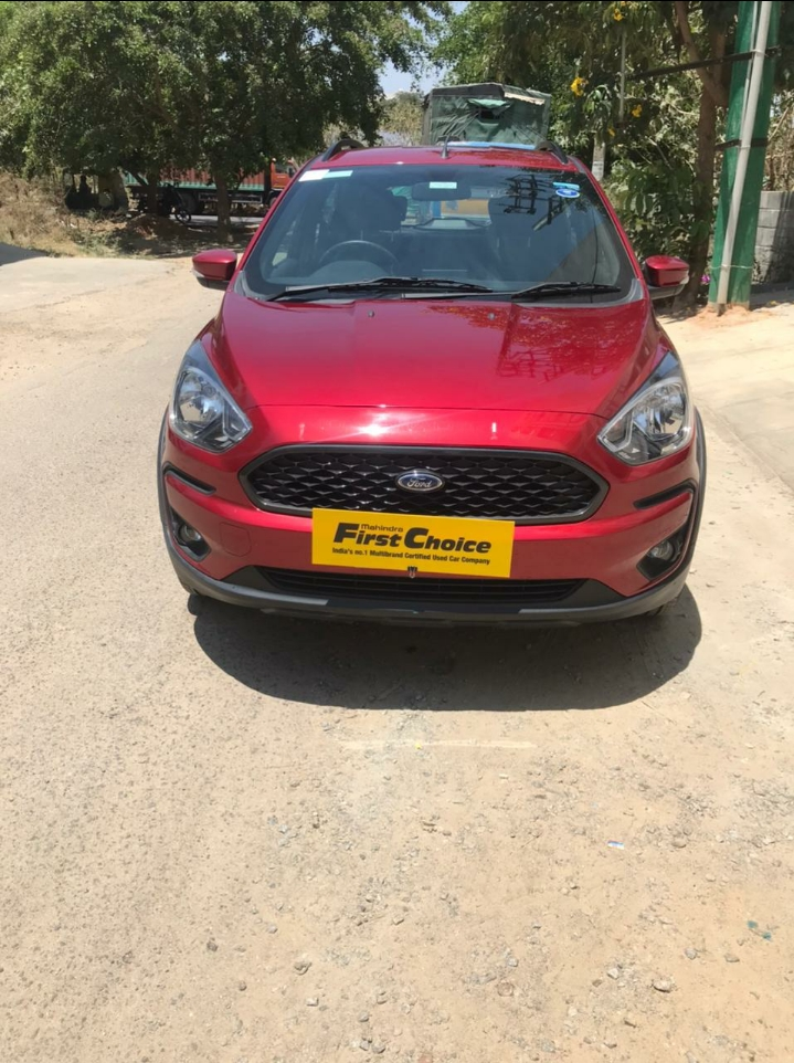 2019 Used Ford Freestyle TREND 1.2 TI-VCT