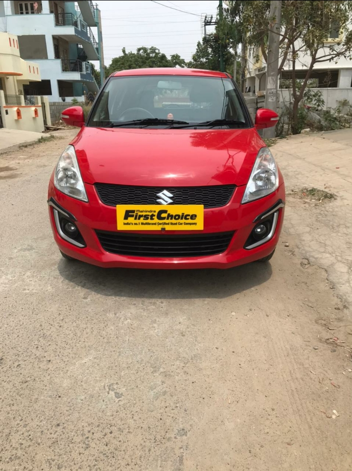 2017 Used Maruti Suzuki Swift VXI ABS