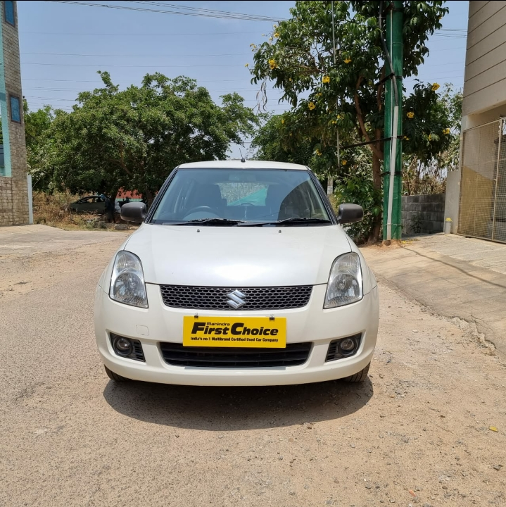 2011 Used Maruti Suzuki Swift VXI