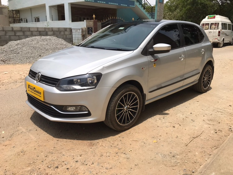 2015 Used VOLKSWAGEN POLO HIGHLINE 1.5L D