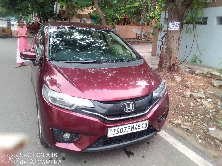 2016 Used Honda Jazz 1.5 V I DTEC