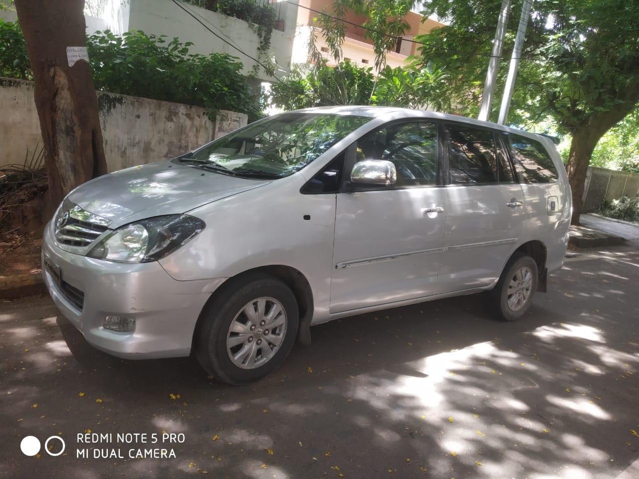 2011 Used Toyota Innova 2.5 V 7STR