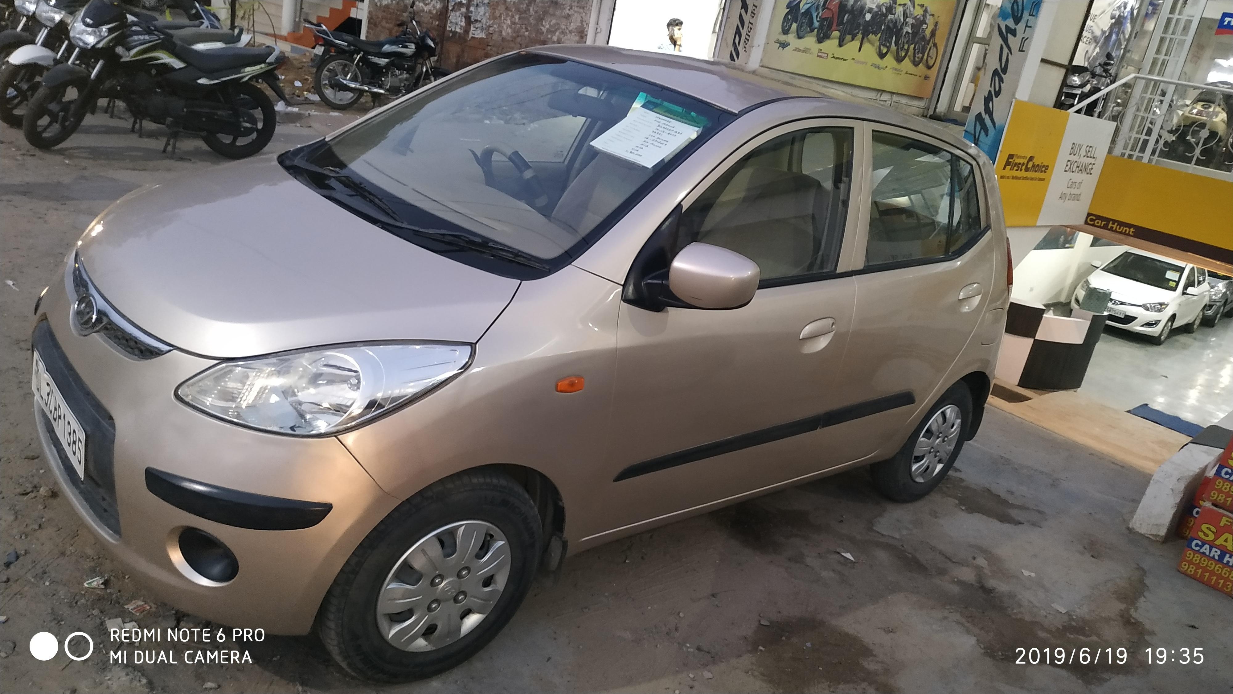 Hyundai I10 Magna - Mahindra First Choice