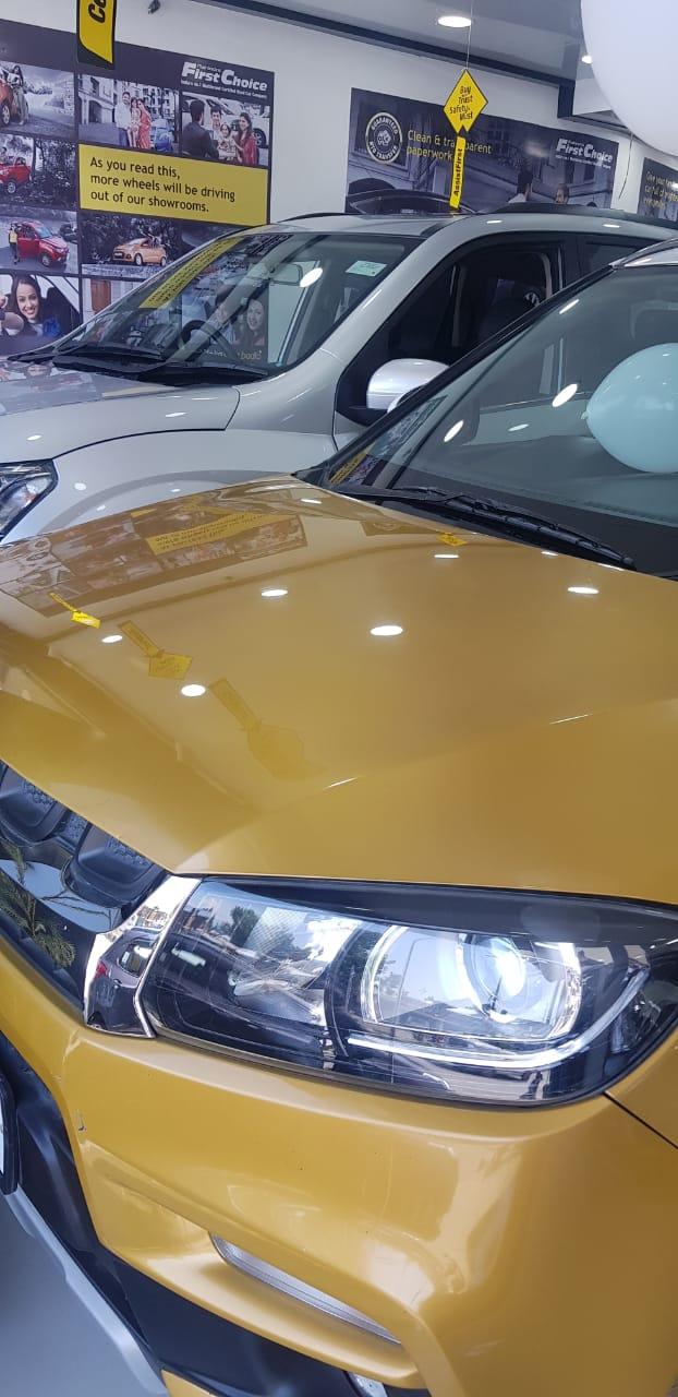 2016 Used Maruti Suzuki Vitara Brezza ZDI+