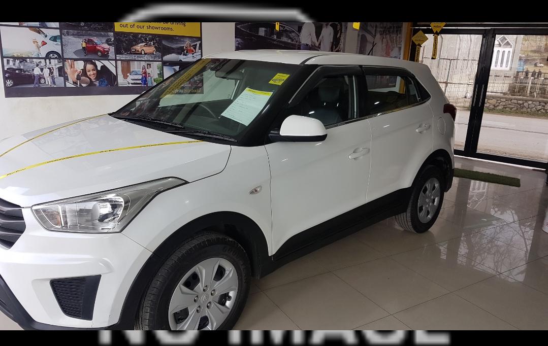2016 Used Hyundai Creta 1.4 CRDI L