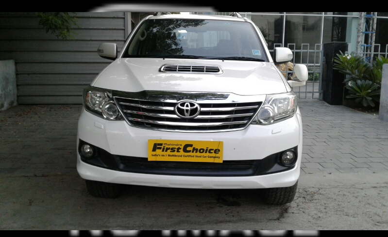 2014 Used Toyota Fortuner 3.0 AT 4X2