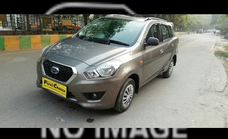 2015 Used Datsun Go Plus STYLE EDITION