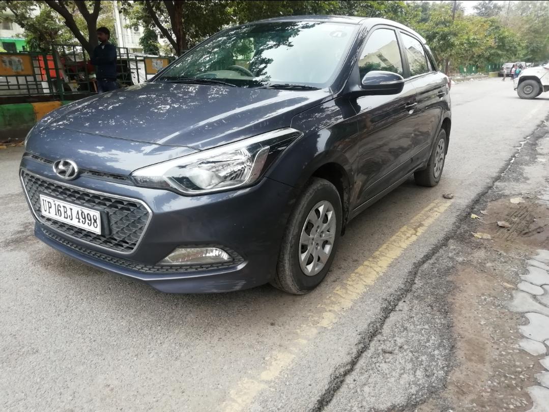2016 Used Hyundai I20 SPORTZ 1.2 BS IV